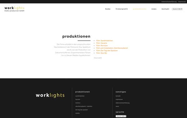 Media-Production-Webdesign