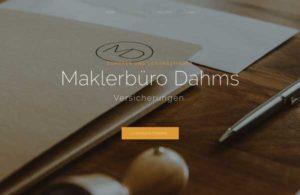 Webdesign-Maklerbuero-Dahms
